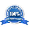 150% Best Rate Guarantee